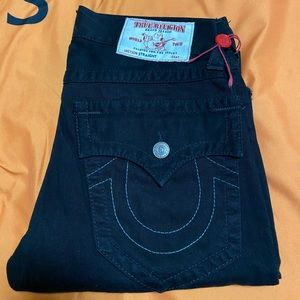 "True religion jeans straight ""28"""